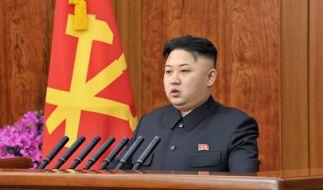 Haarpracht: Kim Jong Un mags hinten kurzen und oben lang. (Foto)