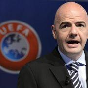 UEFA pocht auf Verlegung von Katar-WM (Foto)