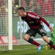 Rückrunden-Torjäger Drmic lässt Nürnberg hoffen (Foto)