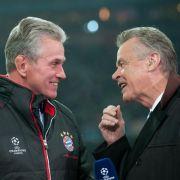 Heynckes und Hitzfeld: FC Bayern so gut wie noch nie (Foto)