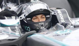 Rosberg rechnet sich in Malaysia gute Siegchancen aus (Foto)