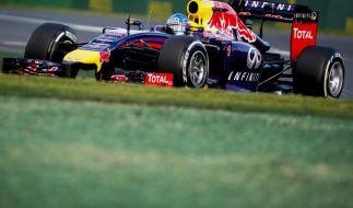 Vettel liebt's laut: «Sind nicht auf ADAC-Übungsplatz» (Foto)