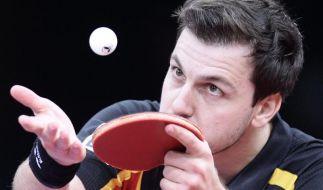 Der Rücken zwickt: Boll sagt bei German Open ab (Foto)