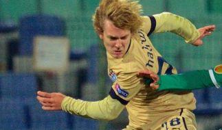 Barca verpflichtet 17-jährigen Kroaten Halilovic (Foto)