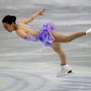 Japanerin Asada führt bei Eiskunstlauf-WM (Foto)