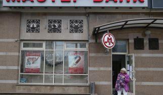 Russland will Banken notfalls mit frischem Geld helfen (Foto)