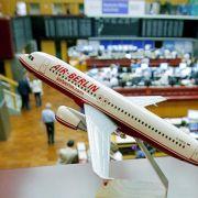 Air Berlin verhandelt über Finanzspritze (Foto)