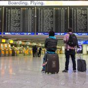 Hunderte Flüge fallen wegen Warnstreik aus -Kein Chaos (Foto)
