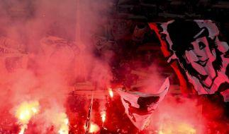 UEFA: 30 000 Euro Geldstrafe für Eintracht Frankfurt (Foto)