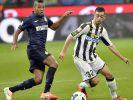 Inter Mailand nur 0:0 gegen Udinese Calcio (Foto)