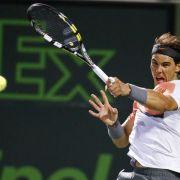 Nadal nach Marathon-Match im Halbfinale (Foto)
