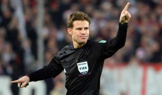 Brych: «WM-Schiedsrichter sind eine lustige Truppe» (Foto)