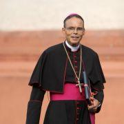 Früherer Limburger Bischof Tebartz-van Elst zu Audienz beim Papst (Foto)