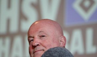 HSV-Clubchef Rudolph beklagt Berliner «Unsportlichkeit» (Foto)