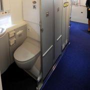 Verstopfte Toiletten sind kein Grund für verspäteten Flug (Foto)