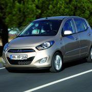 Der mit den Folgekosten - Der Kleinstwagen Hyundai i10 (Foto)