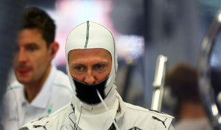 Wurde Michael Schumacher zu spät beatmet? (Foto)