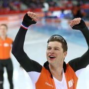 Eisschnellläufer Kramer trennt sich von Trainer (Foto)