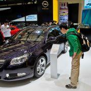 Opel zieht sich aus China zurück (Foto)