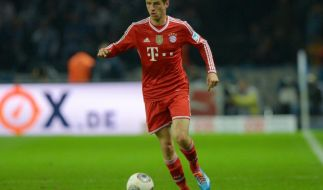 Gisdol ist großer Müller-Fan: Bester Bayern-Spieler (Foto)