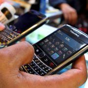 Blackberry weiter mit hohen Verlusten (Foto)