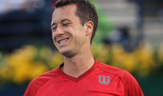 Kohlschreiber entschuldigt sich - Davis Cup eine «Ehre» (Foto)