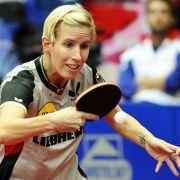 Licht und Schatten bei Deutschlands Tischtennis-Damen (Foto)