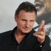 Liam Neeson schwört Alkohol ab - Hass auf Rauschgift (Foto)