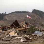 Erdrutsch in USA: Illegale Abholzung war möglicher Auslöser (Foto)