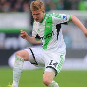 Wolfsburgs DeBruyne vor Rückkehr in dieStartelf (Foto)