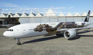 Bei Air New Zealand können Passagiere beruhigt an Bord gehen: Die Fluggesellschaft gilt als eine der sichersten weltweit. (Foto)