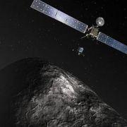 Forscher wecken Kometen-Lander «Philae» im All (Foto)