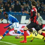 Schalke klettert auf Platz zwei: 2:0 gegen Hertha (Foto)