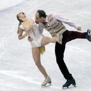 Oberstdorfer Eistänzer verpassen Top Ten bei WM (Foto)