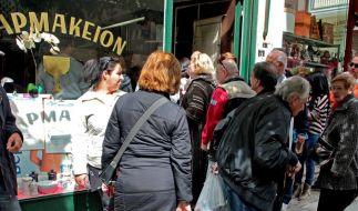 Endspurt für griechisches Spar- und Reformprogramm (Foto)