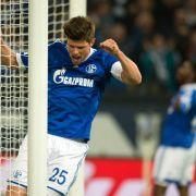 Schalke auf direktem Königsklassen-Kurs (Foto)