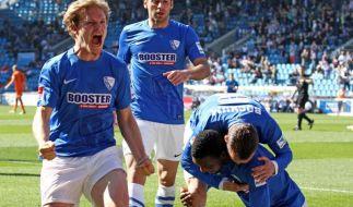 VfL Bochum verringert Abstiegsgefahr: 1:0 gegen Aue (Foto)