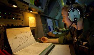 Die australische Marine hilft bei der Suche nach MH370 mit. (Foto)