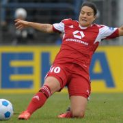 Dämpfer für 1. FFCFrankfurt: 0:0 gegen Leverkusen (Foto)