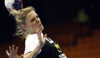 Handball-Frauen verlieren zweites Spiel gegen Rumänien (Foto)
