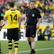 Schiedsrichter Weiner reißt sich Achillessehne (Foto)