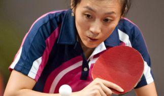 German Open: Jubel um vier Deutsche im Halbfinale (Foto)