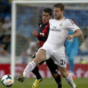 Real Madrid gut erholt:5:0 gegen Vallecano (Foto)