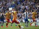 Atletico weiter Spitze - Messi schießt Barça zum Sieg (Foto)