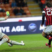 AC Mailand mit Aufwärtstrend:3:0 gegen Chievo Verona (Foto)