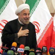 Ruhani: Abräumen von Ahmadinedschads «Trümmern» braucht Zeit (Foto)