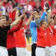 Kleiner Meilenstein für Mainz 05 (Foto)
