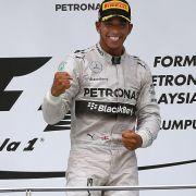 Hamilton schließt mit 23. Erfolg zu Piquet auf (Foto)