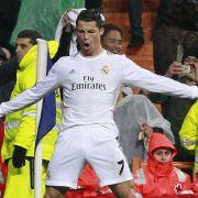 Wenig Freude bei Real über 5:0 - Pfiffe für Ronaldo (Foto)