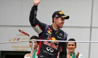 Vettel: «Wir können es noch besser» (Foto)